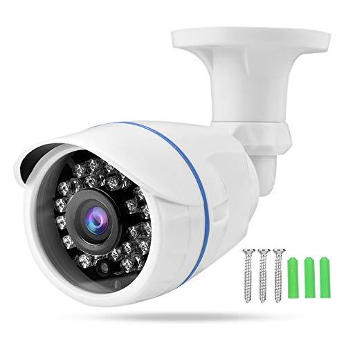 HD bewakingscamera, 1080p HD IR AHD, waterdichte camera-nachtzicht-geweer-vorm-camera met infrarood nachtzicht, waterdicht Pal-systeem.