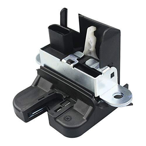 Heckklappen-Kofferraumdeckel Heckklappenschloss Verriegelungshebel für GOLF MK5 MK6 PASSAT B6 B7 1T0827505H