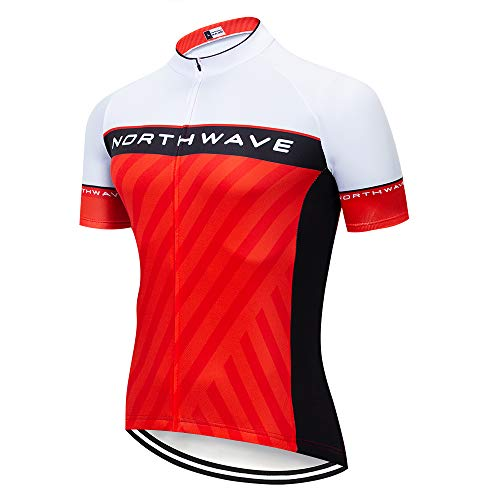 Ropa Ciclismo Verano Hombre Camiseta Ciclismo Maillot Manga Corta Ciclismo Hombre