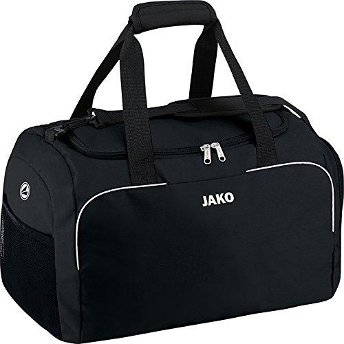 JAKO Sporttasche Classico, Größe:3, Farbe:schwarz