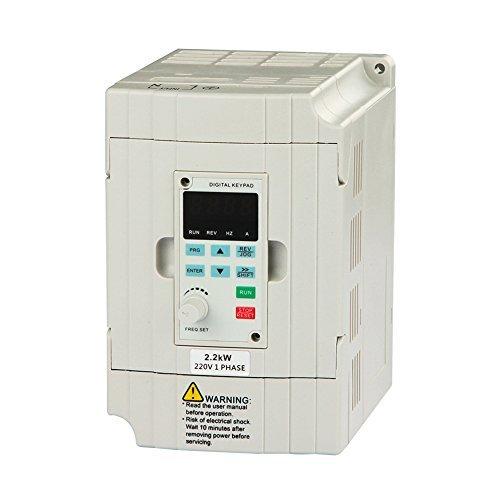GENORTH SVD-ES monofásico VFD unidad VFD inversor profesional variador de...