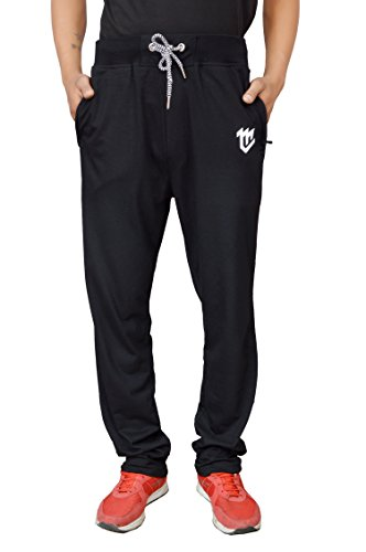 MARK LOUIIS Men's Regular Fit Track pants