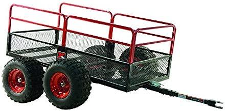 Yutrax Trail Warrior X4 Heavy Duty UTV/ATV Trailer - For Off-Road Use - 1,250 lb. Capacity