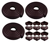 Package Includes – Child Safety Strip – 3 Rolls of 2 metres each, Corner Guards 12 Pcs, High Quality Fibreglass Double Sided Tape roll with extra length, Printed Installation Instruction Manual. The pack also includes one pc sample each of our Child ...