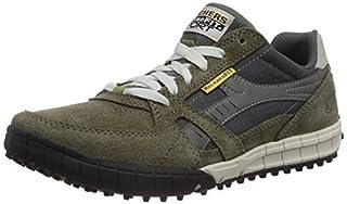 skechers relaxed fit memory foam mens sneakers