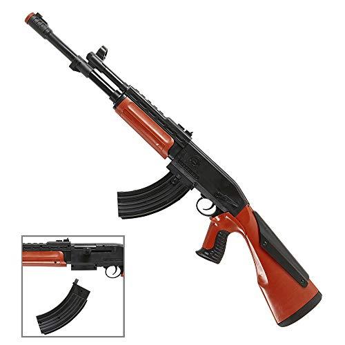 WIDMANN - Arma de Juguete (Kalashnikov in Schwarz & Rot)