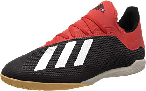 adidas Herren X 18.3 In Fußballschuhe, Mehrfarbig (Negbás/Casbla/Rojact 000), 40 EU