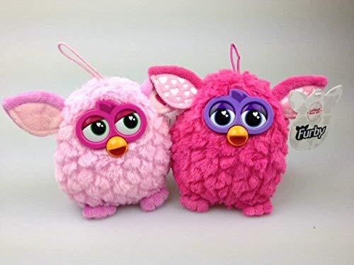Furby Plüsch, pink, sortiert, ca. 14cm, 1Stück
