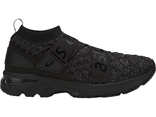 ASICS Men's Gel-Kayano 25 OBI Running Shoes, 13M, Black/Carbon