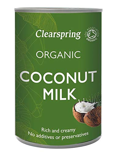 Clearspring - Organic Coconut Milk - 400ml (Case of 6)