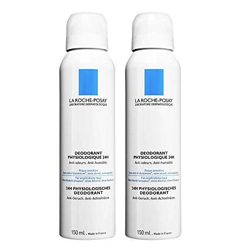 La Roche-Posay Desodorante en aerosol fisiológico 2 x 48H 150ml