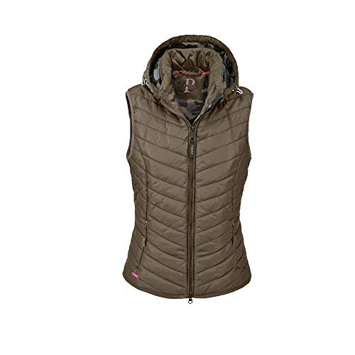 PIKEUR Damen Reitweste LIBELL, olive tree, 38