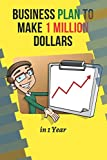 business plan to make 1 million dollars: best plan for A single idea - the sudden flash of a thought - may be worth a million dollars.