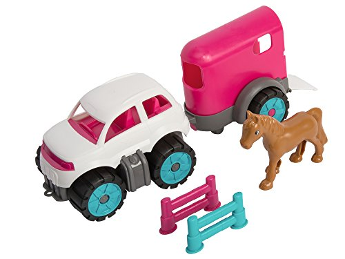 Big Gioco Ware Fabbrica 800055793Big PW Mini Pony Transporter Set di Giocattoli per Bambini