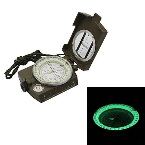 360 TACTICAL NEON Metal Waterproof Professional Pocket...