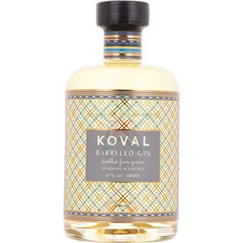 Koval BARRELED GIN 47,00% 0,50 Liter