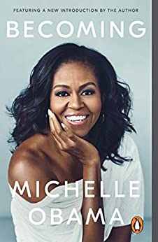 Becoming: The Sunday Times Number One Bestseller by [Michelle Obama]