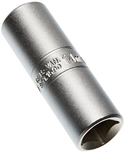 KS TOOLS 911.1590 Douille pour bougie 12 pans 1/2' - 14 mm