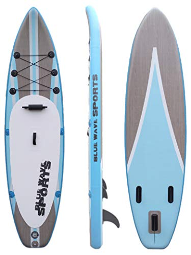 Blue Wave Sports Big Sur Inflatable Stand-Up Paddle board