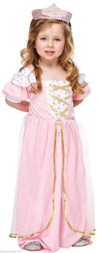 Pour Filles Rose Fairy Tail Princesse Reine déguisement pour enfant 3ans