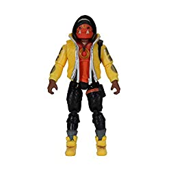 The Bone Wasp 4-inch action figure has 25+ points of articulation and highly detailed decoration inspired by one of the most popular outfits from Epic Games' Fortnite. Bone Wasp is equipped with the Primal Sting harvesting tool, ready for action. Off...