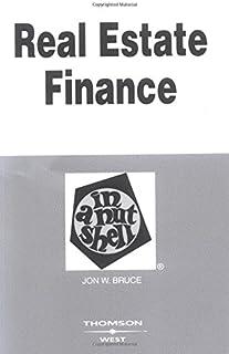 Real Estate Finance in a Nutshell (Nutshell Series)