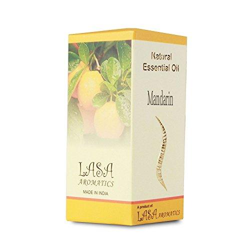 Huiles Essentielles Aromatiques De Lasa Mandrin 100% Pures Et Naturelles - 10 ml