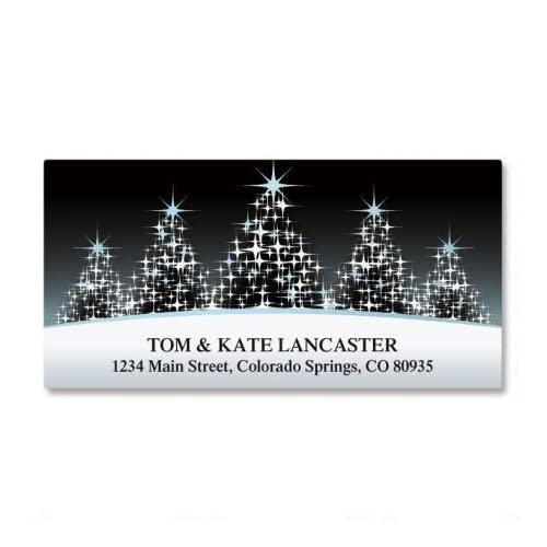 Colorful Images Christmas Address Labels: Amazon com