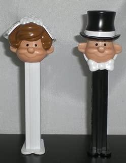PEZ Bride & Groom