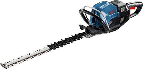 Bosch GHE 60 T Professional Dubbel lemmet 5 kg - elektrische heggenschaar (accu, 36 V, 5 kg, accu-hedge trimmer)
