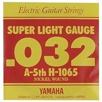 YAMAHA/ヤマハ H-1065×12 エレキ弦/スーパーライト/5弦×12(H1065)