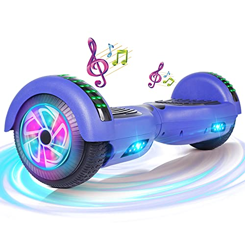 FLYING-ANT Hoverboard, 6.5 Inch Self Balancing...