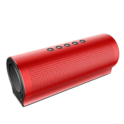 KDMB Altavoces de Barra de Sonido, Barra de Sonido Bluetooth para TV 4.1 Micrófono de succión de Ruido Incorporado Función de Voz de reproducción de 8 H Potencia de hasta 20 W de aleación de A