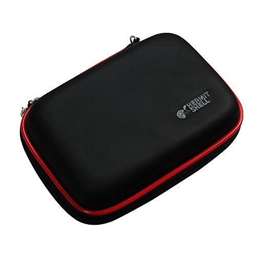 Hermitshell Travel EVA Protective Case for AAXA Technologies KP-101-01 AAXA LED Pico Micro Video Projector - Pocket Size Portable Mobile Mini Projector (Black)