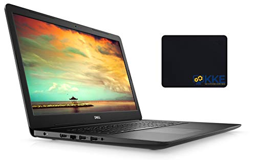 2020 Newest Dell Inspiron 15 3000 Series 3593 Laptop, 15.6' HD Screen, 10th Gen Intel Core i3-1005G1 Processor, 16GB RAM, 512GB SSD + 1TB HDD, Wi-Fi, Webcam, HDMI, Windows 10 Home, KKE Mousepad, Black