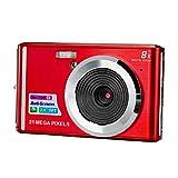 Appareils Photo numériques HD Mini, Anti-tremblement Ultra-Minces Zoom Portable...