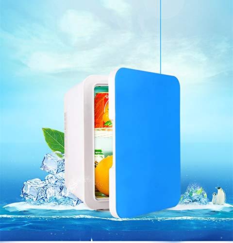 Tragbarer Mini-Kühlschrank, 4 l, kompakt, kleine Kühlschränke, Theke, Mini-Kühlschrank, kühl, leise, Auto, Reise, Büro, Mini-Bar, Theken-Kühlschrank