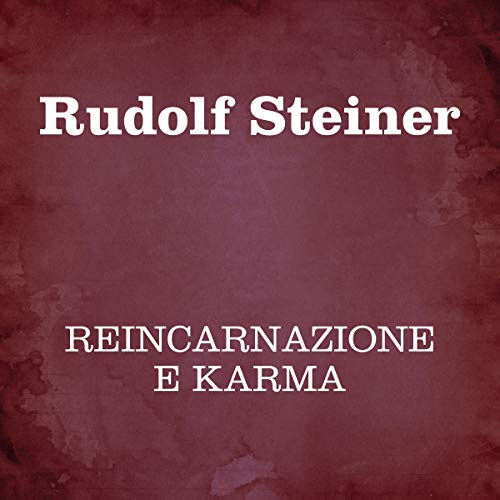 Reincarnazione e karma audiobook cover art