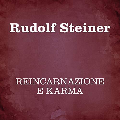Reincarnazione e karma copertina