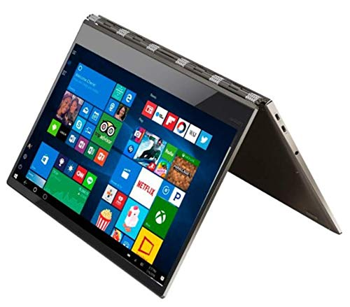 "Lenovo Yoga 920 2-in-1 13.9"" 1920 x 1080 FHD Touch-Screen Intel 8th Gen Core i7-8550U 8GB RAM - 256GB SSD LED Backlight-Thunderbolt Fingerprint Reader-Active Pen Windows Ink"