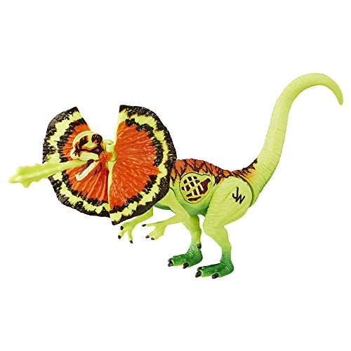 Jurassic Park Jurassic World Growler Hybrid Dilophosaurus Action Figure