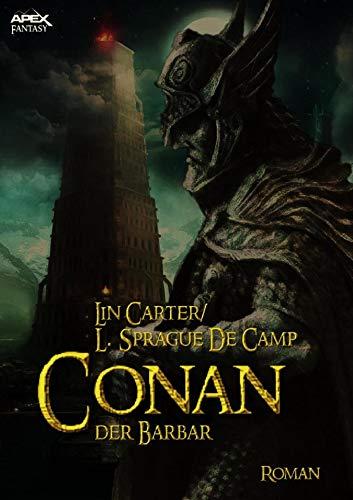 CONAN, DER BARBAR: Der Roman zum Film (Die Conan-Saga 8)