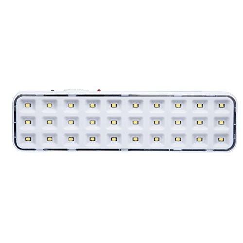 Luminária de Emergência Intelbras Autônoma LDE 30L Branco