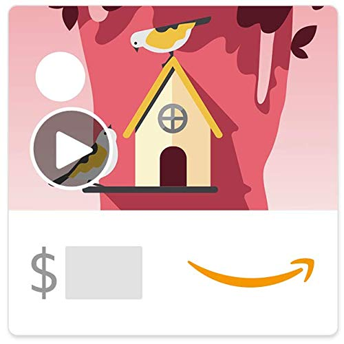 Amazon eGift Card - Housewarming (Animated)