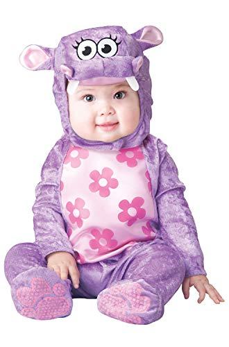 Huggable Hippo Infant/Toddler