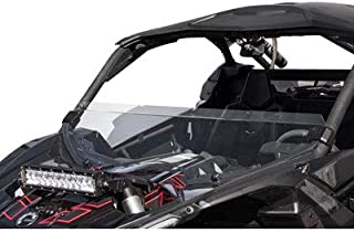 Removable Half Windshield Clear for Can-Am Maverick X3 X RC Turbo 2018-2019