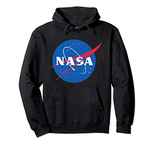 Official NASA Logo Pullover Hoodie