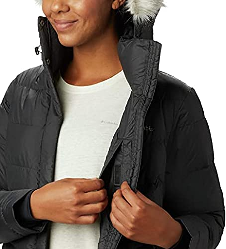 Columbia Women's Peak to Park Insulated Jacket, Black, Medium