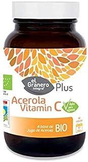 El Granero Acerola Vitamin C 60Cap. 100 ml