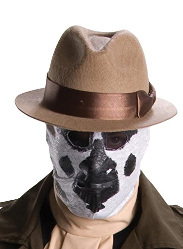 The Watchmen Rorschach Adult Stocking Mask Adult (One-Size)